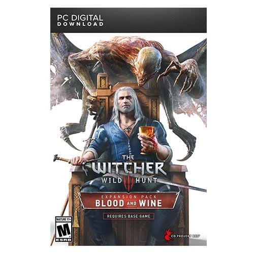 PC 巫師 3:狂獵 - 血與酒 中文