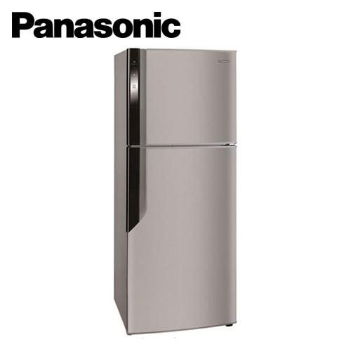 Panasonic 國際牌 NR-B486GV-DH 485L雙門變頻冰箱 燦銀灰