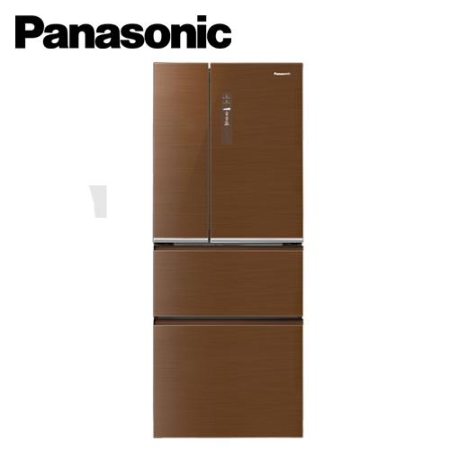 Panasonic 國際牌 NR-D508NHG-T 500L 四門變頻冰箱(翡翠棕)