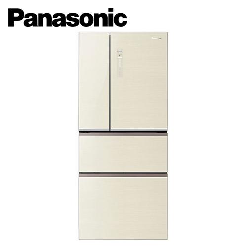 Panasonic 國際牌 NR-D618NHG-N 610L 四門變頻冰箱(翡翠金)
