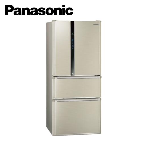 Panasonic 國際牌 610L NR-D618NHV-L 四門nanoe變頻冰箱 香檳金