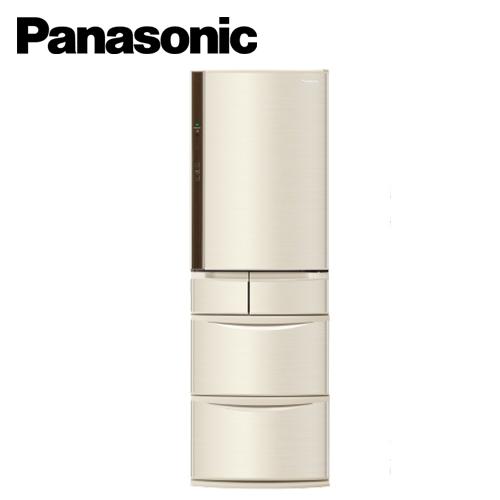 Panasonic 國際牌 NR-E430VT-N1 430L變頻電冰箱(香檳金)