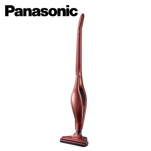 Panasonic 國際 無線手持吸塵器 MC-BU100JT-R
