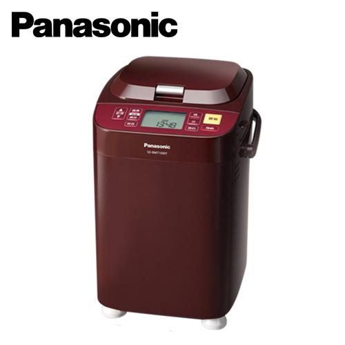 Panasonic 國際 變頻製麵包機 紅 SD-BMT1000T