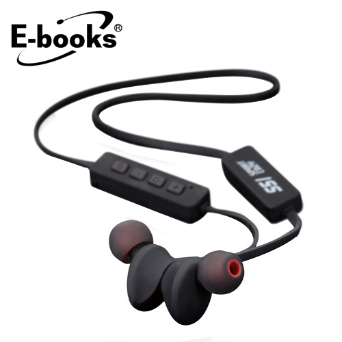 E-BOOKS S51 藍芽4.1運動磁吸耳機