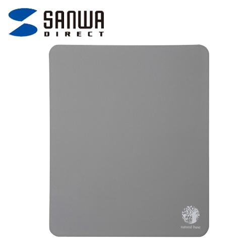 SANWA 粉彩滑鼠墊-黑