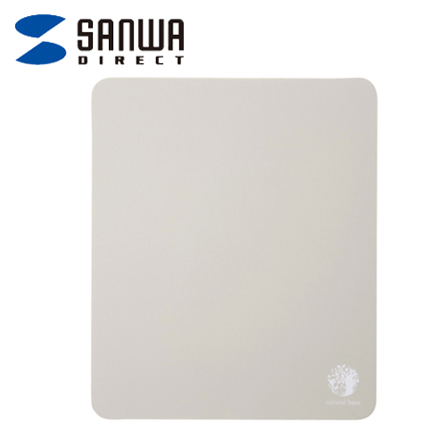 SANWA 粉彩滑鼠墊-灰