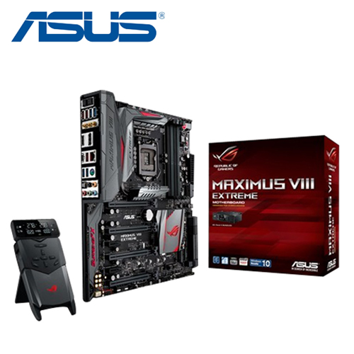ASUS 華碩 MAXIMUS VIII EXTREME 主機板