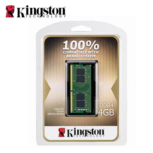 Kingston 金士頓DDR4-2133 4GB NB用