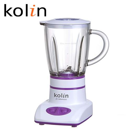 Kolin 歌林 樂活玻璃杯果汁機 JE-MN452G