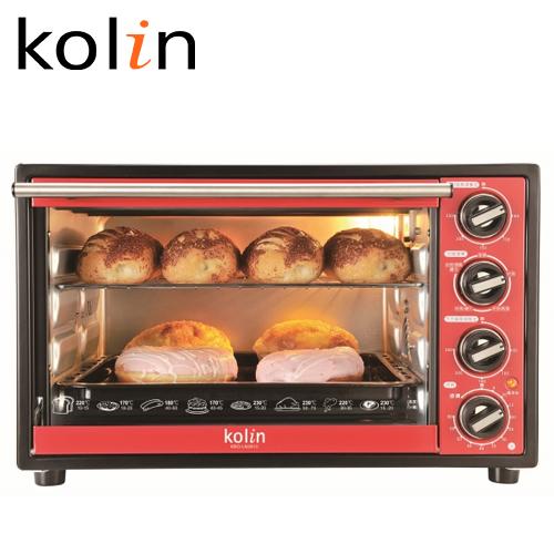 Kolin 歌林 3D旋轉烤籠電烤箱 KBO-LN281C