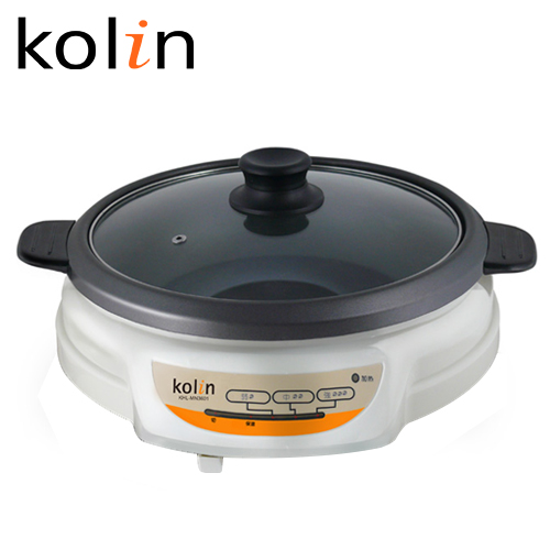 Kolin 歌林 3.6L多功能料理鍋 KHL-MN3601
