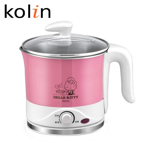 歌林 x Hello Kitty 1.5L不鏽鋼美食鍋(KPK-MNR002)