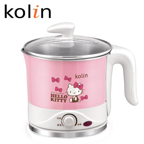 Kolin 歌林 HelloKitty美食锅 KPK-MNR006