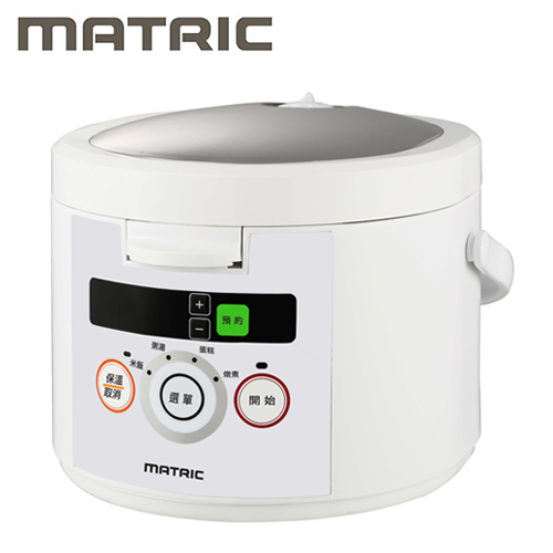MATRIC 日本松木 電子鍋 MG-RC0401