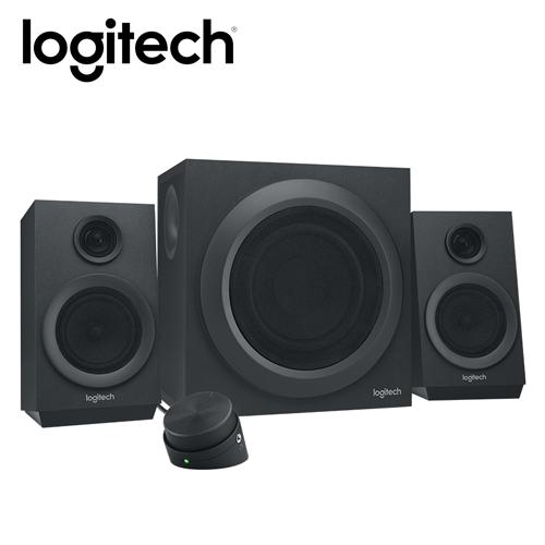 Logitech 羅技 Z333 2.1聲道音箱系統