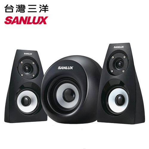 SANLUX 台湾三洋 2.1声道多媒体喇叭 SYSP-313