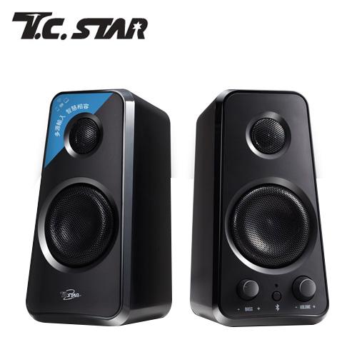 T.C.STAR TCS2000 HIFI多功能藍牙喇叭