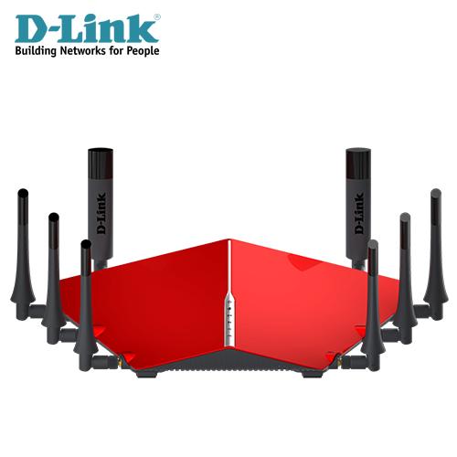 D-Link AC5300 雙核三頻路由器 DIR-895L