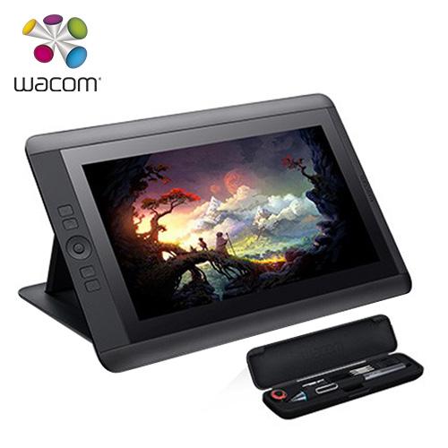 Wacom Cintiq 13HD Touch 繪圖顯示器 DTH-1300