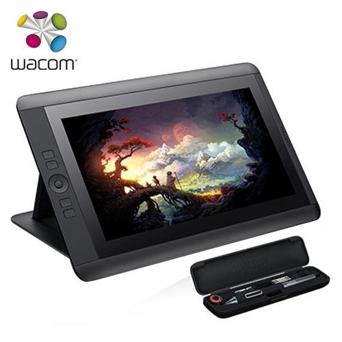 Wacom Cintiq 13HD 繪圖顯示器 無觸控  DTK~1301~贈 筆盒.上課