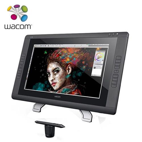 Wacom Cintiq 22HD Touch 繪圖顯示器 DTH-2200