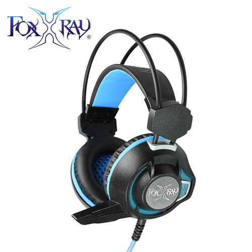 FOXXRAY 星震響狐USB電競耳麥 FXR-SAV-05