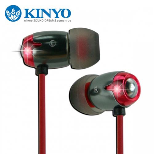 KINYO 耐嘉 IPEM~627 耳塞式耳機麥克風