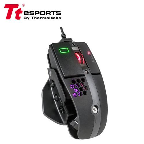 Tt eSPORTS 曜越 LEVEL 10 RGB 進化版電競滑鼠
