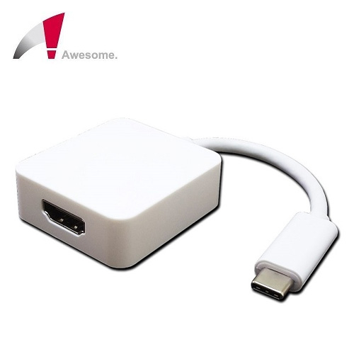 AWESOME USB3.1 TYPEC TO HDMI