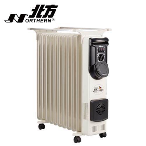 北方 葉片式電暖器(11片) NR-11L