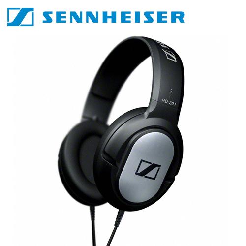 SENNHEISER 聲海 HD201 開放式耳罩式耳機