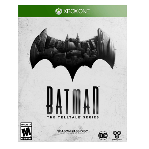 XBOX ONE《蝙蝠侠:秘密系谱》亚中版