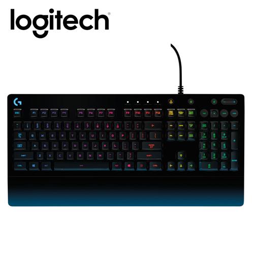 羅技 G213 PRODIGY RGB遊戲鍵盤