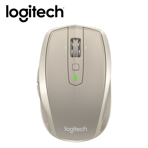 Logitech 羅技 MX ANYWHERE2 無線滑鼠-白