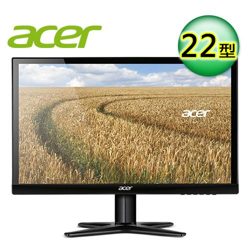acer 宏碁 G227HQL 22型 IPS寬螢幕顯示器