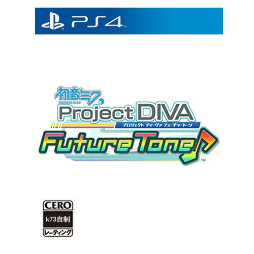 PS4 初音未來 Project DIVA Future