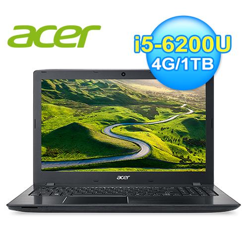 acer 宏碁 E5-575G-58KH 六代黑色筆電