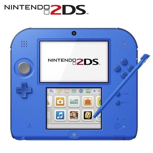 任天堂 N2DS 日規主機 藍色