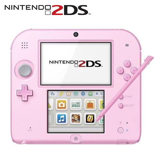 任天堂 N2DS 日規主機 粉紅