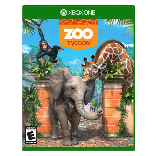 XBOX ONE《动物乐园》