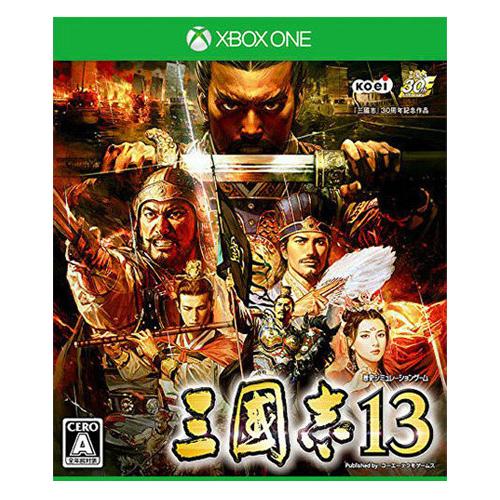 XBOX ONE《三國志13》
