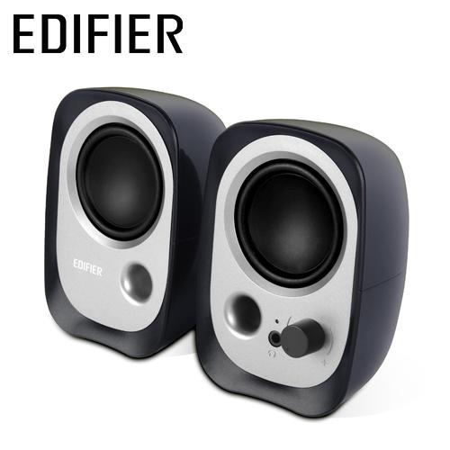EDIFIER R12U喇叭(二件式/黑色)