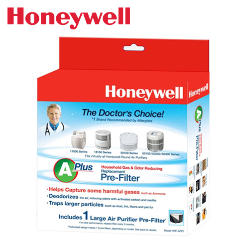 Honeywell CZ 除臭濾網 HPA100