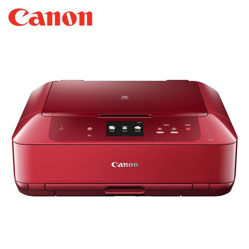 Canon 佳能 MG7770 多功能複合機-紅