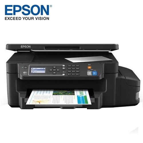 EPSON 爱普生 L605 连续供墨无线复合机