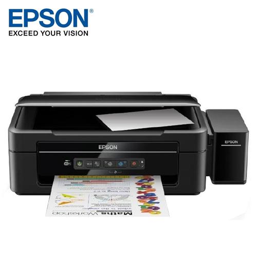 EPSON 愛普生 L385 高速WiFi連續供墨印表機