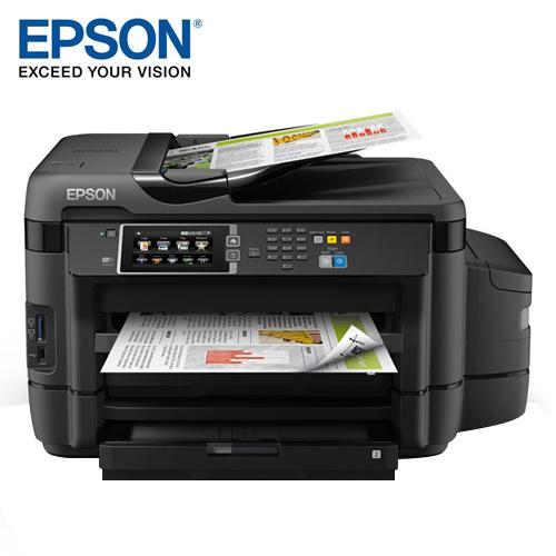 EPSON 爱普生 L1455 连续供墨复合机A3