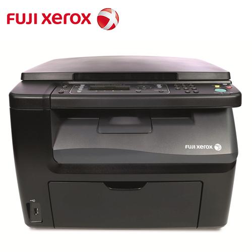 FujiXerox CM115w 彩色无线复合机~