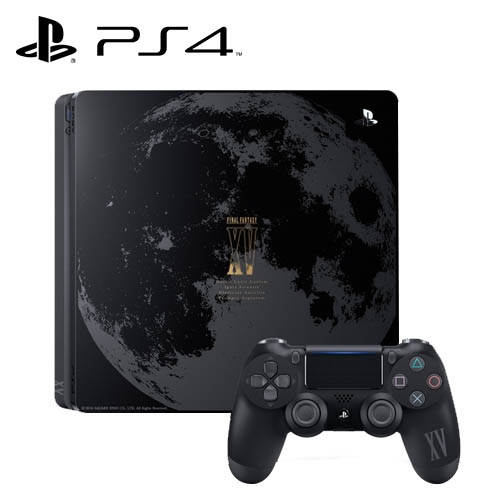 PS4 1TB 太空戰士 FF15 XV 同捆機